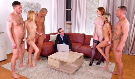 Смотреть Оргии онлайн